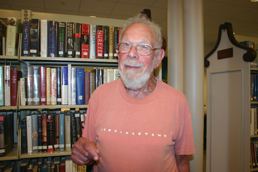 Al Jaffee, Provincetown Library