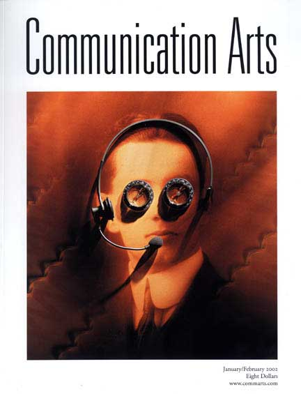 Mike Ware, Communication Arts, cover art