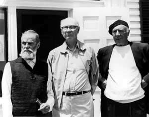 Edwin Dickinson, Ross Moffett and Karl Knaths, Provincetown Art Association and Museum